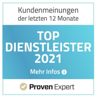 SCHULTZ IT-Marketing ist Top Dienstleister 2021